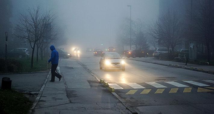 sarajevo magla vrijeme prognoza vremenska zagadjenje zraka 1
