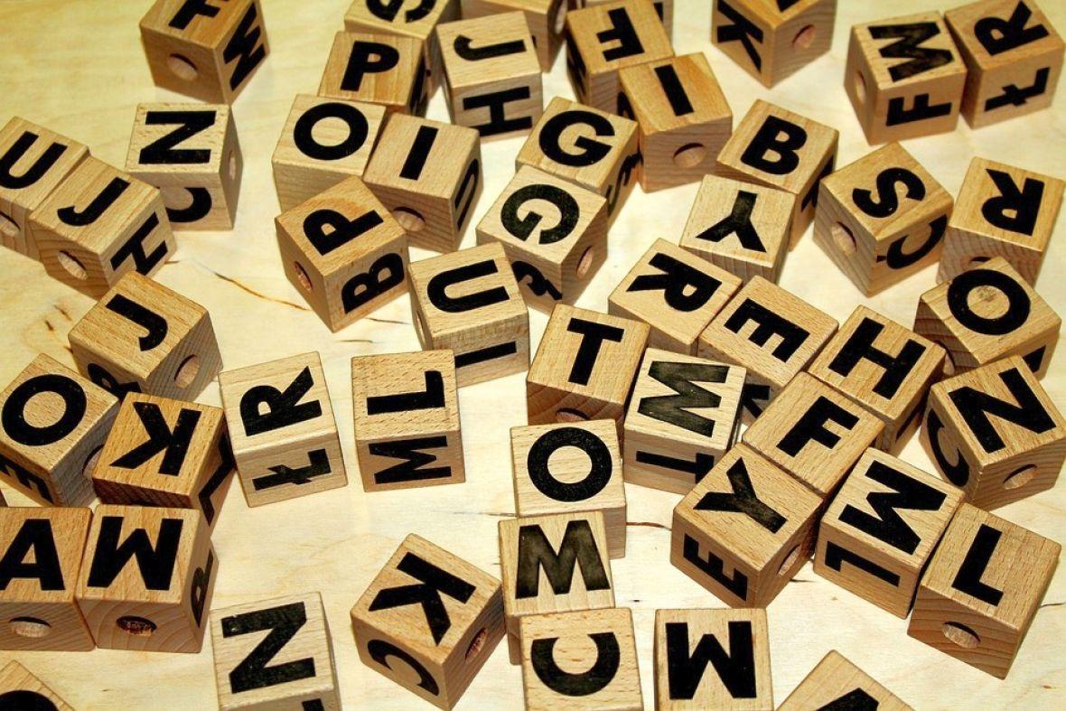 slova abeceda alfabet pixabay
