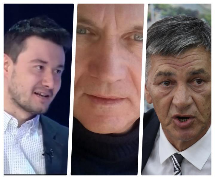Talić, Dervenčić, Kasumović