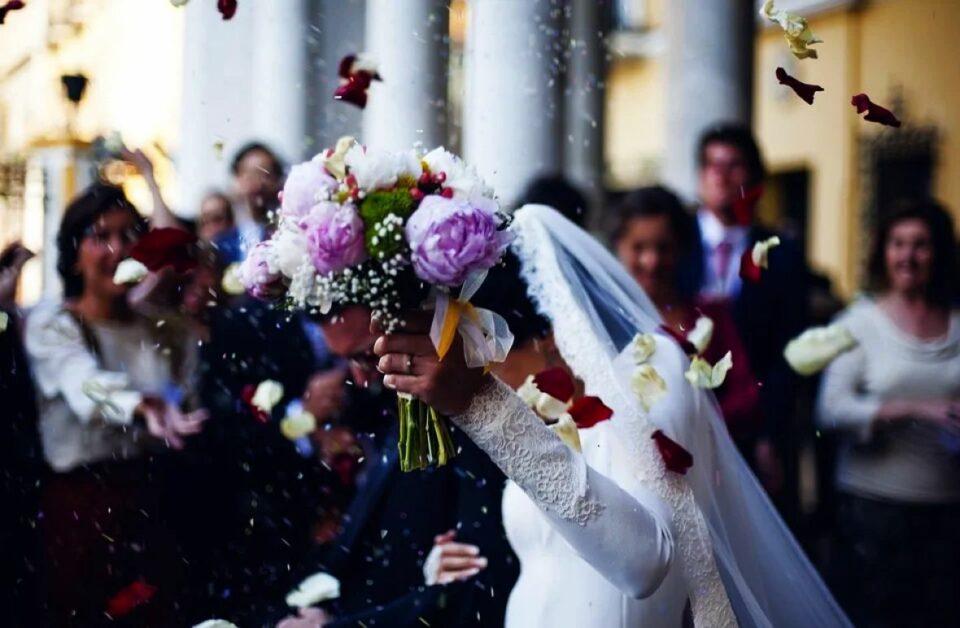 svadba mlada buket pixabay