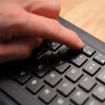 tastatura racunar tipkanje arhiv