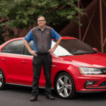 taylor bryant and his volkswagen jetta