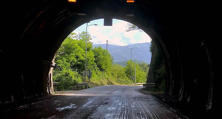 tunel crnaja izlaz 1