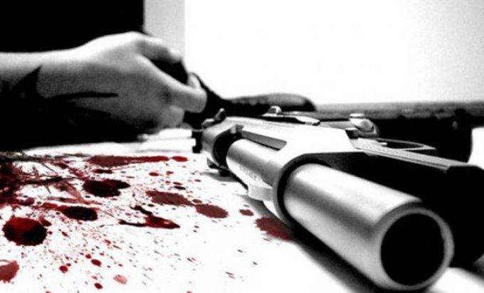 ubistvo ilustracija hronika pistolj