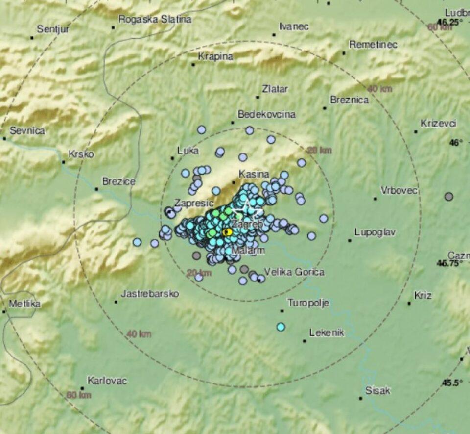 zagreb potres oktobar2020 emsc